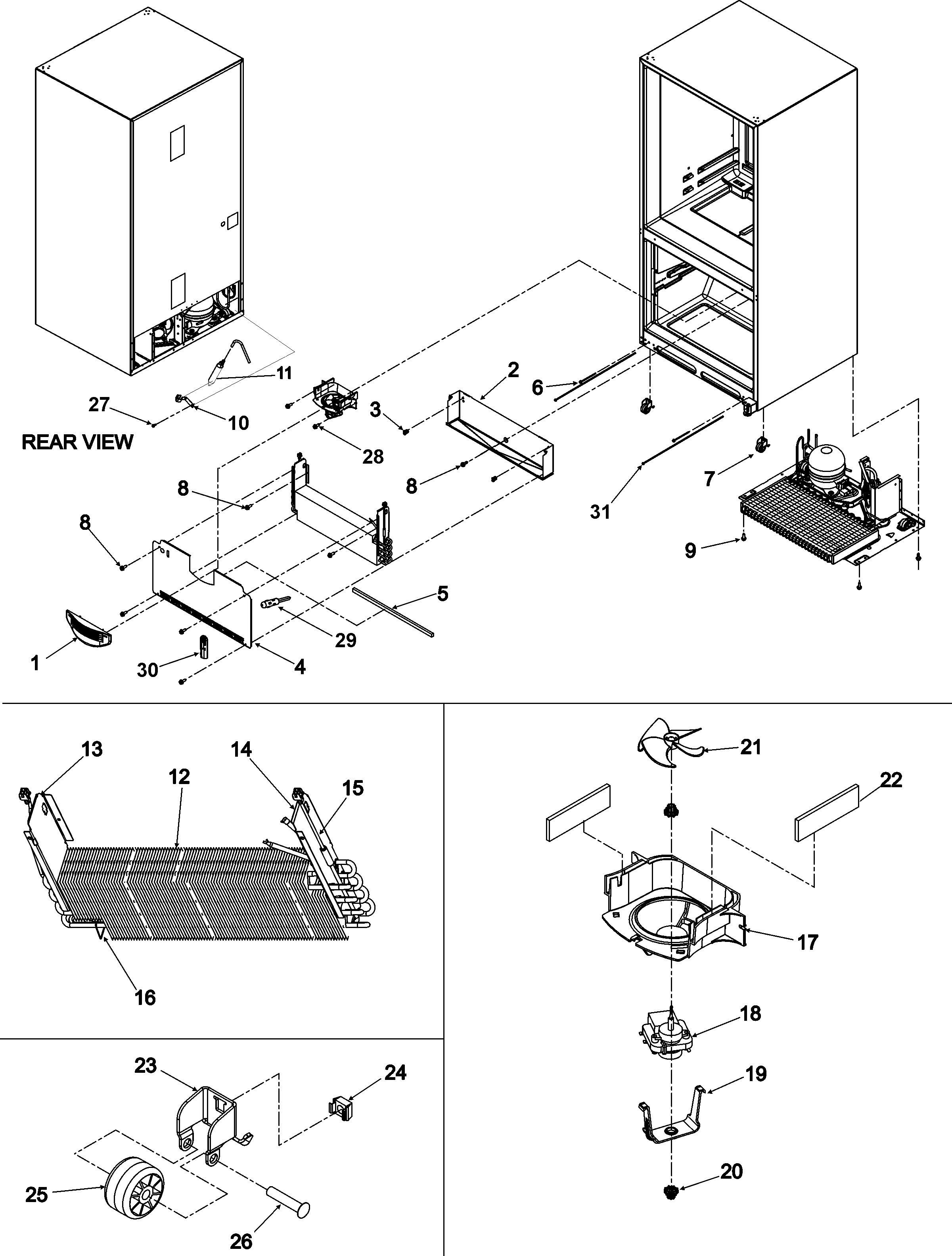 mars blower motor 10587 wiring diagram blower motor