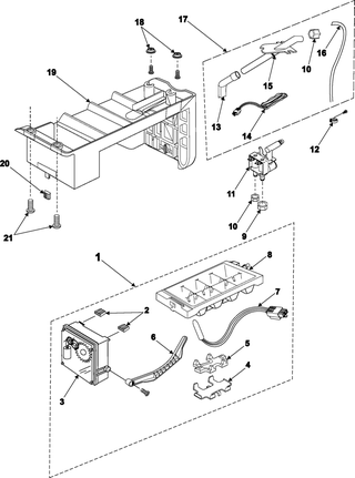 Wiring Diagram For Samsung Ice Maker