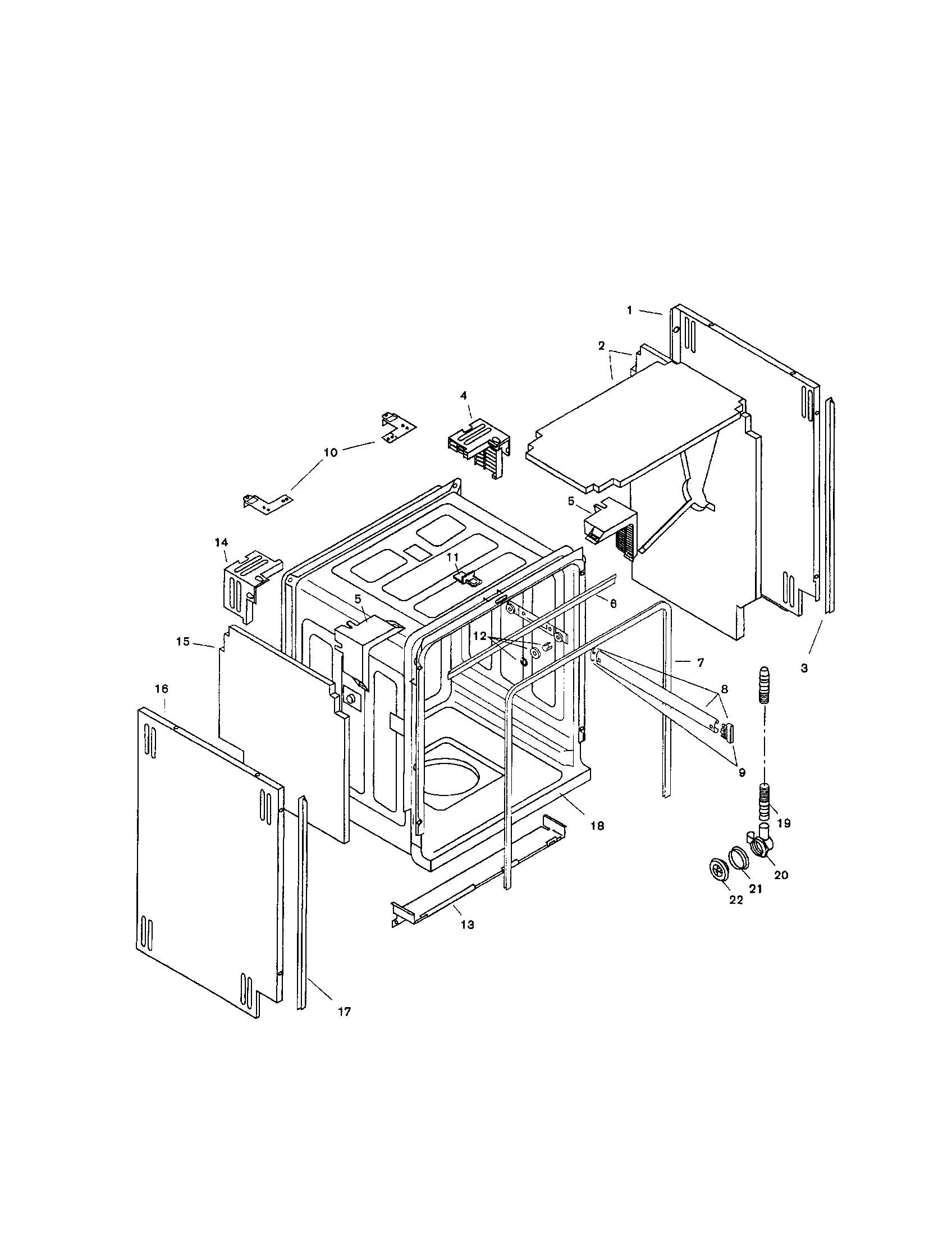 Bosch Dishwasher Model Shu5315uc12 Need Manual To Remove