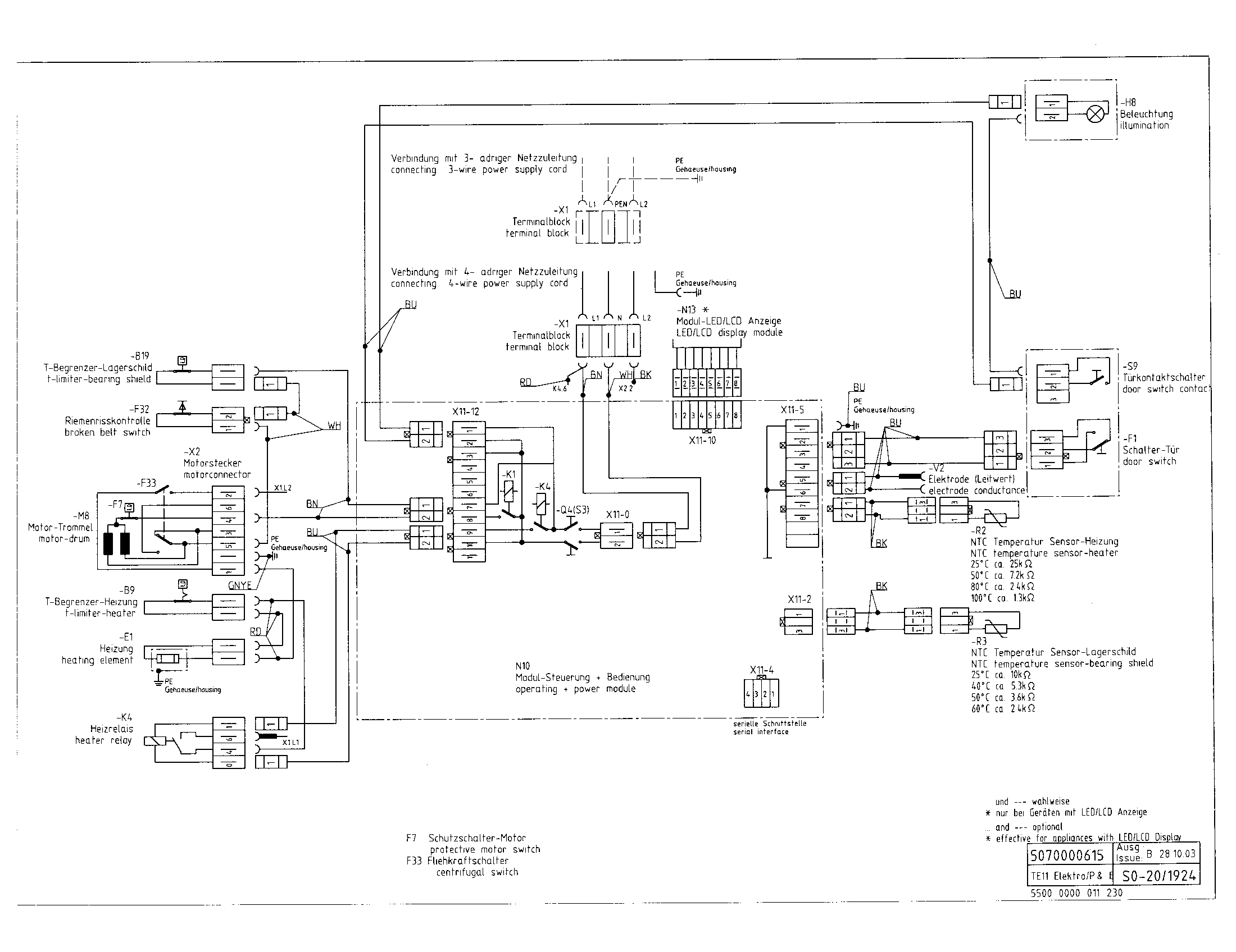 bosch classixx washing machine wiring diagram