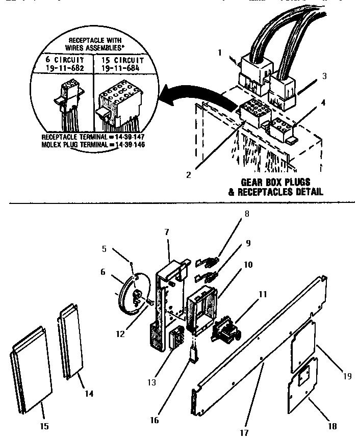 Thermador Stove Wiring Diagram