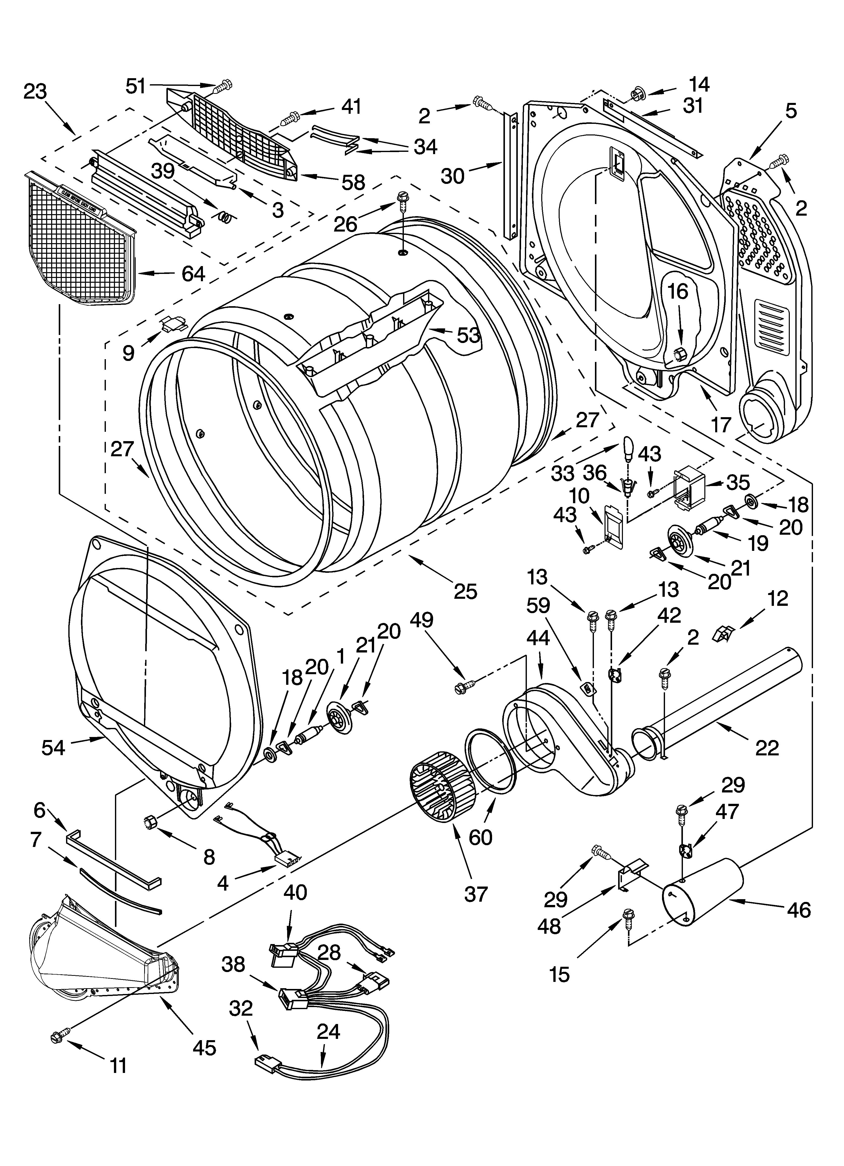 I Have A Whirlpool Duet Gas Dryer When Press The Control On Gew9200lw1 Wiring Diagram Residential Model Ggw9250pw0 Bulkhead Parts