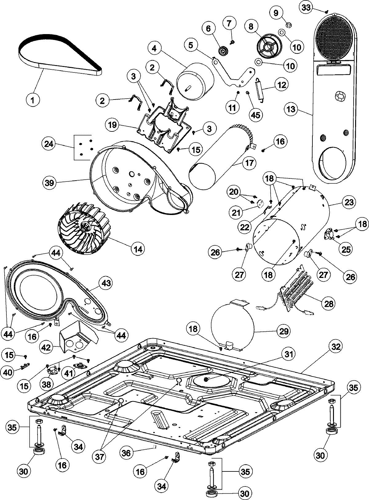 older maytag neptune dryer model mde800ayw electric dryer. Black Bedroom Furniture Sets. Home Design Ideas