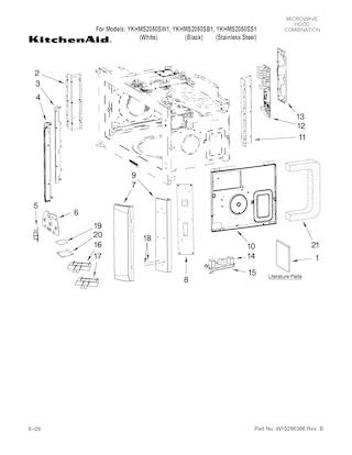 Have Error Code On Hood Microwave F2 H1 Hood Keys Stuck
