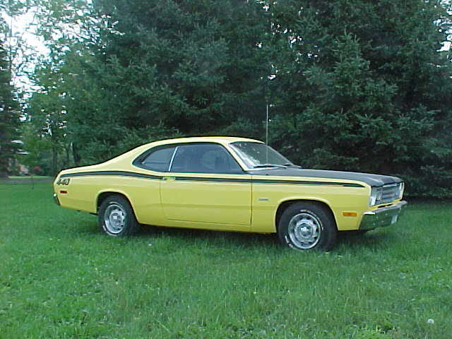 I Have A 1973 Plymouth Duster 340  Recently Had My Front End Aligned And Now The Front End