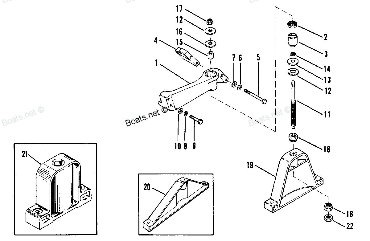 Diagram of 3.0L - (GM 181CID I4) Mercruiser 0B450801 THRU 0C856558 (1987