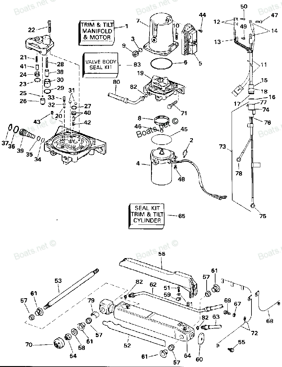 1998 four winns wiring diagram cruisers yachts wiring
