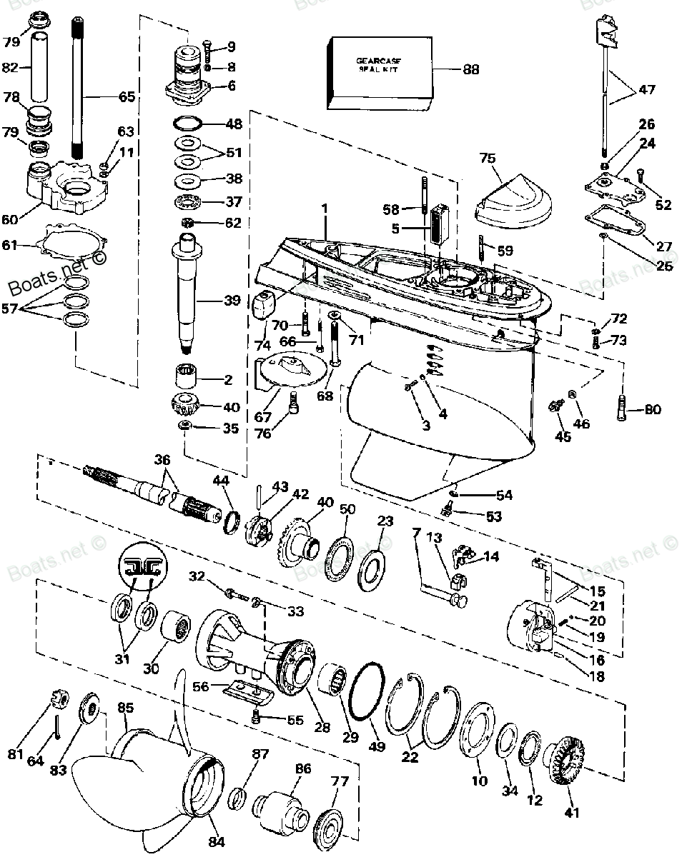 Wiring Diagram Omc 583653