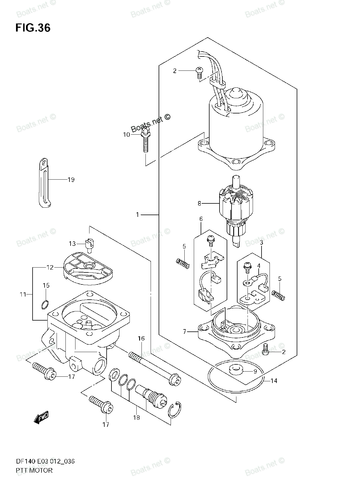 suzuki df 140 outboard motor parts diagram  u2022 wiring