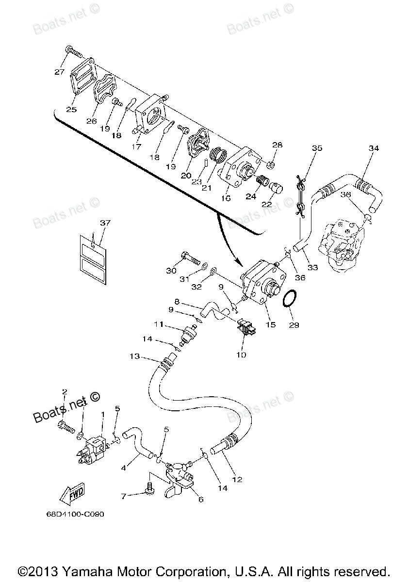 Yamaha 4hp 2 Stroke Diagram - Today Diagram Database