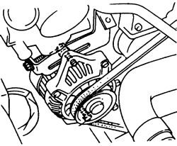 T15132202 Replace timing belt 2001 pontiac grand further How Replace Garage Door Spring moreover 1ydhu Replace Alternator Water Pump Belt 1991 Mazda in addition Belt Tensioner Pulley Help moreover Toyota Honda Subaru Timing Belt Replacement Should The Idler Bearings Be Replaced At Same Time. on when should i replace my serpentine belt