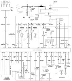 [SCHEMATICS_4ER]  Where can I find a full wiring diagram for a 1992 Chrsyler New Yorker? | 1966 Chrysler New Yorker Wiring Diagram |  | JustAnswer