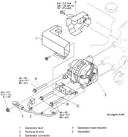 need diagram on replacement of alternator on 2003 mazda 6 2 3 lt auto rh justanswer com 2004 Mazda 6 Wiring Diagram Mazda 3 Wiring Diagram Door