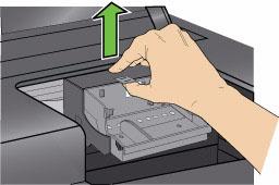 Kodak ESP 5 printer printhead error  How to reinstall printhead?