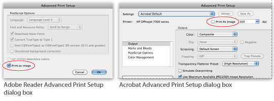Choose File Print And Then Click Advanced