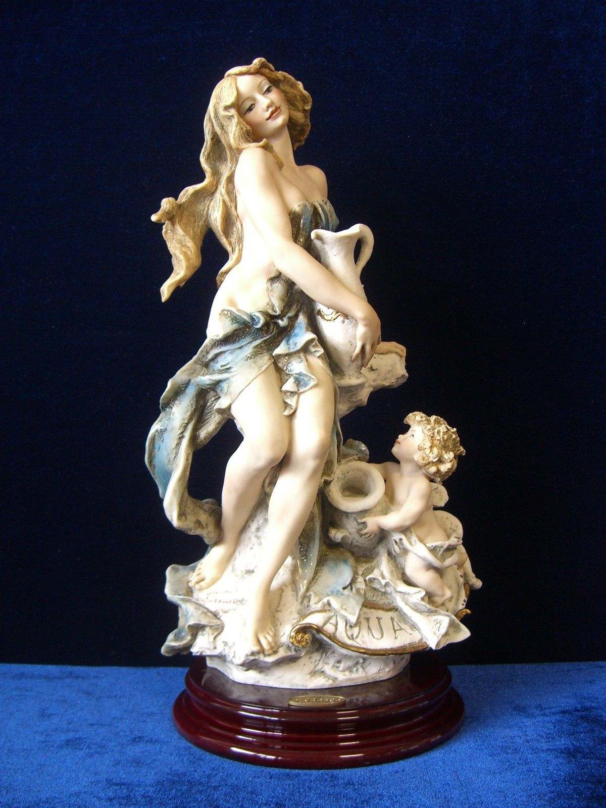 How much Giuseppe Armani figurines worth?