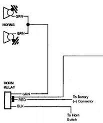 29HaBiK horn 3 pin horn relay wiring diagram at readyjetset.co