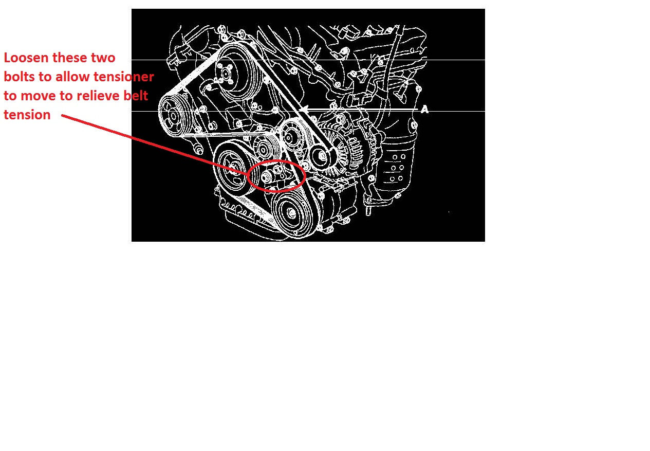 2006 Kia Sedona Belt Diagram Www Topsimages Com
