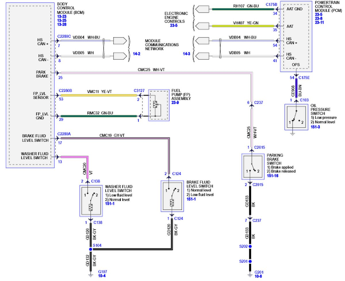 CVuWq 2012 ford focus wiring diagram 2010 ford mustang wiring diagram Ford Escape Starter Relay Location at alyssarenee.co