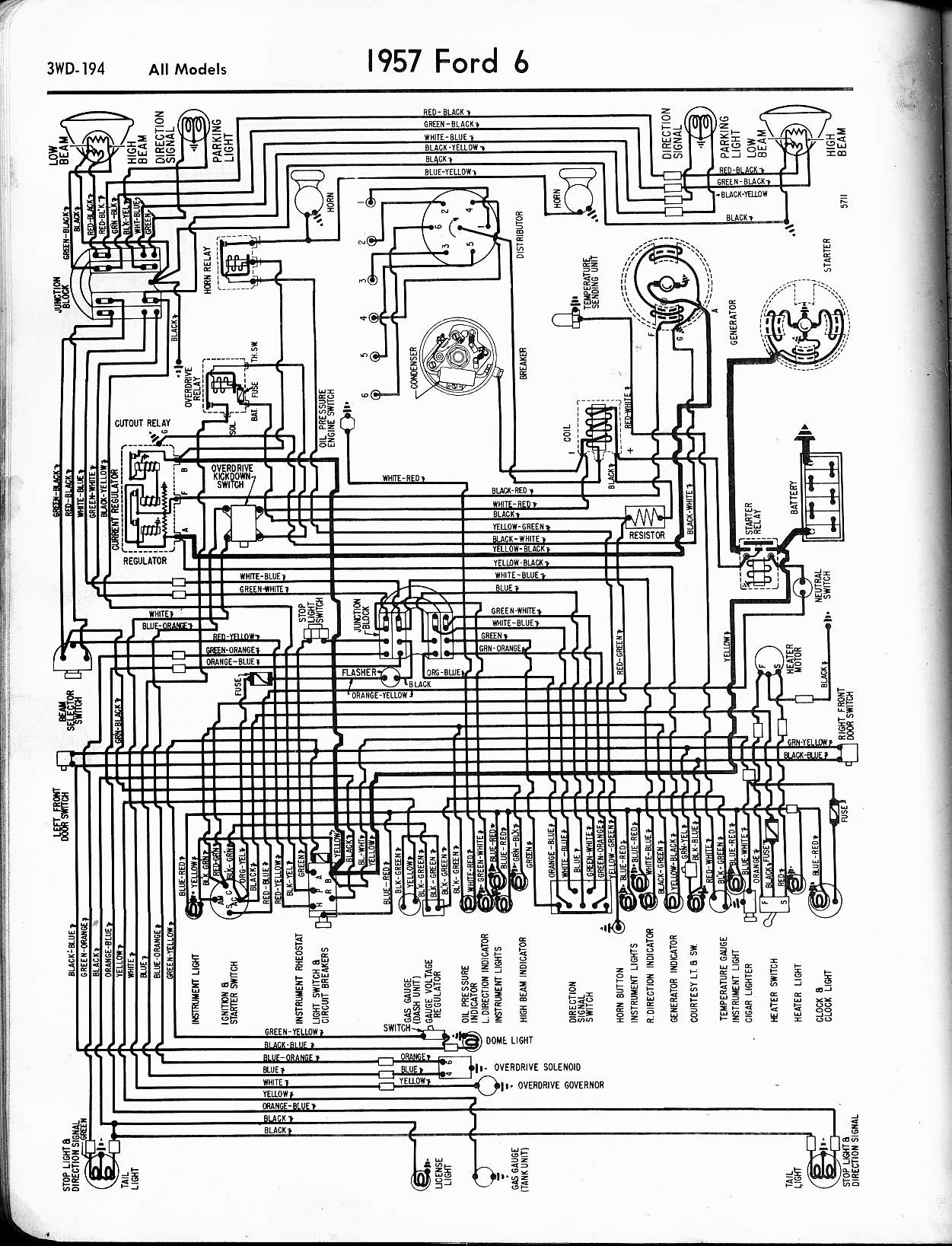 Awesome Ford Ignition Resistor Wire Photo - Electrical and Wiring ...