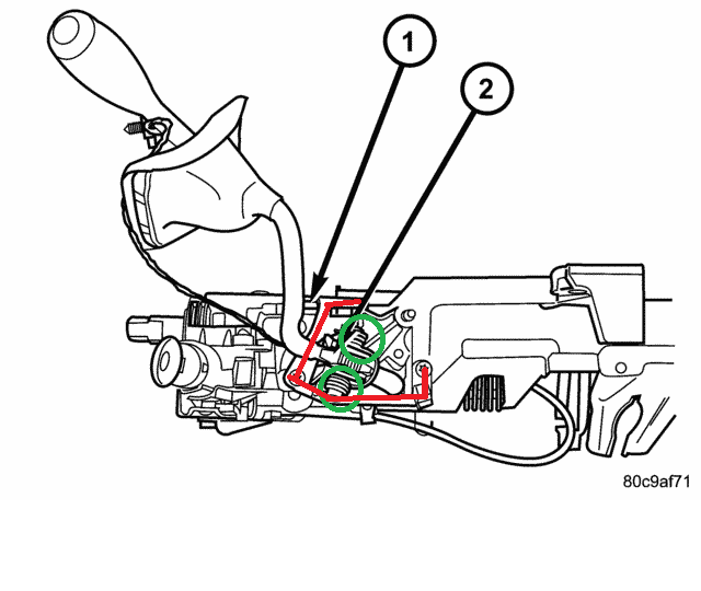 5r55s Linkage Diagram
