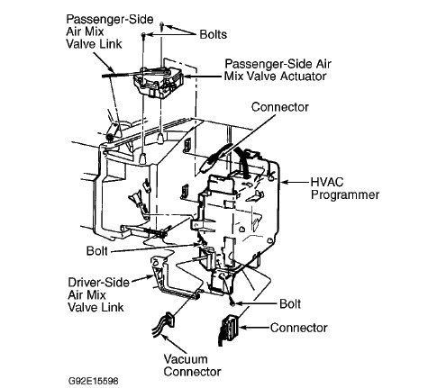 Lesabre Blower Motor Replacement Motor Repalcement Parts And Diagram