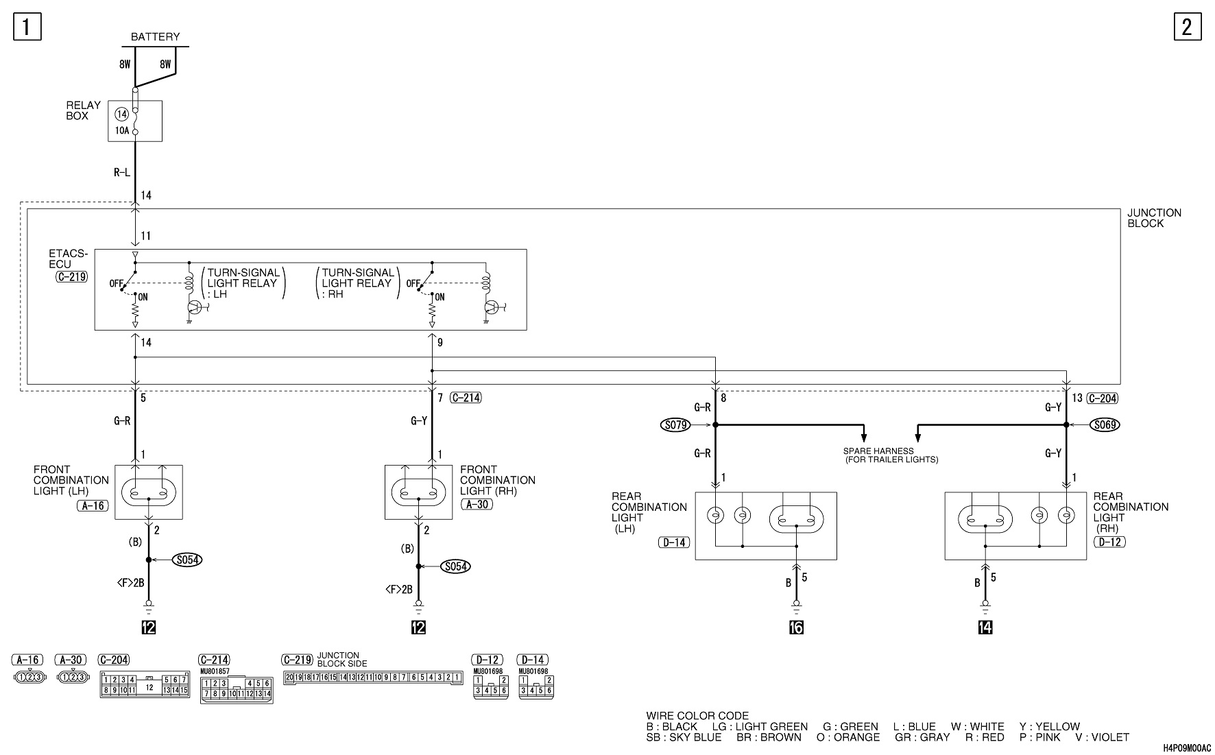 We5j1U6 i need wiring diagram for mitsubishi endeavor 2004 04 Endeavor Off-Road at soozxer.org