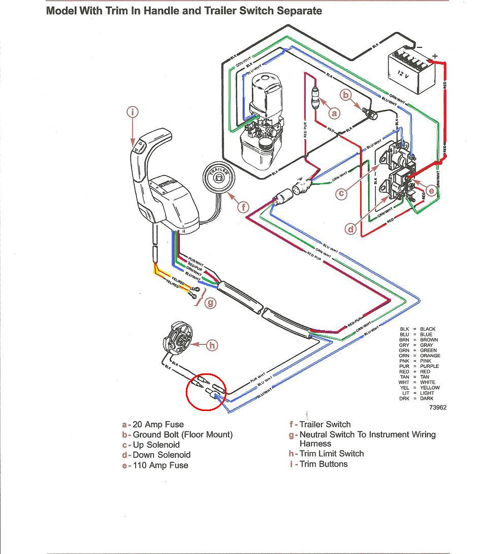bdKoZvd i see awhile back you answered a question on bayliner 175 trim not Electric Water Pump Wiring Diagram at creativeand.co