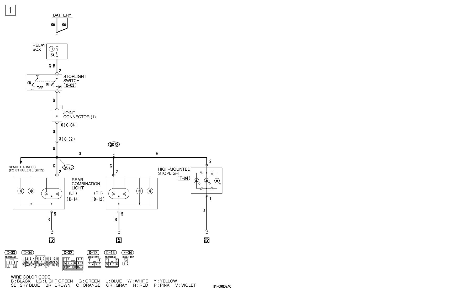 I Need A Wiring Diagram : I need wiring diagram for mitsubishi endeavor