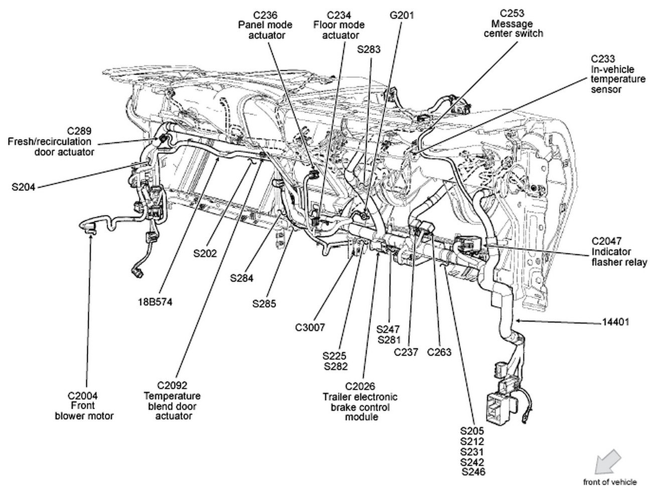 Ford 150 4 6l Engine Diagram - Wiring Diagram