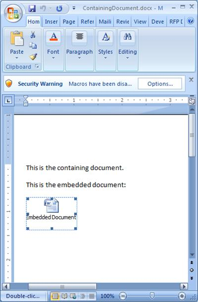 how to put a jpeg into a word document
