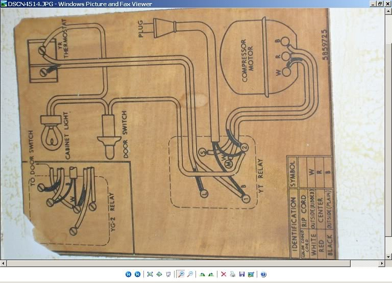 i have a 1950 frigidaire refrigerator made by general motors i rh justanswer com frigidaire fridge wiring diagram frigidaire fridge wiring diagram