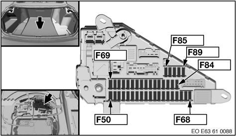 GREO_E63_61_0088 i cannot get to the fuse box in the glove compartment on a 2009 2001 bmw 525i fuse box diagram at gsmx.co