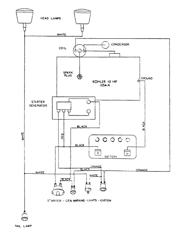 vertical briggs and stratton vanguard wiring diagram i have a briggs stratton 8hp that has delco remy motor ... 8 hp briggs and stratton coil wiring diagram