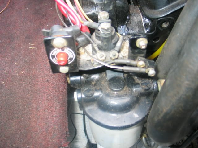 Have A Problem With 1998 Mercruiser 4 3  Think The Circuit