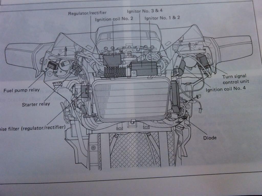 Suzuki Cavalcade Wiring Diagram | Wiring Library