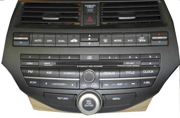 i have honda accord 2008 with the pictured radio need the. Black Bedroom Furniture Sets. Home Design Ideas