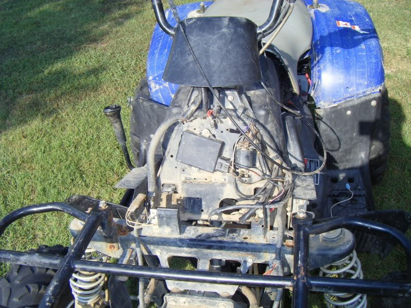 DSCF3177 i have a polaris 2wd 4stroke 330 trail boss i was told its an 03 2000 Polaris Trail Boss 325 at gsmportal.co