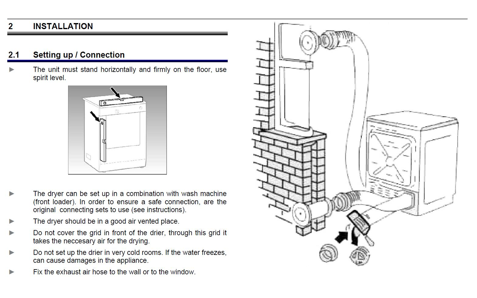 Types Of Dryer Vents