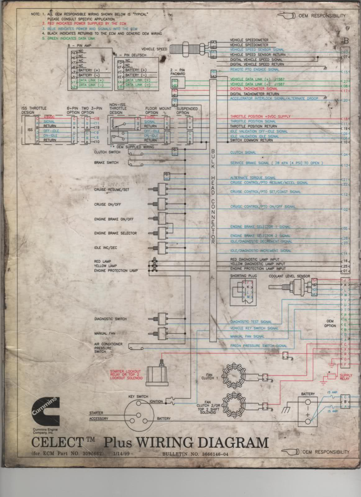 Buddy Need Your Help Again I Cummins Celect Plus Ecm 1950 Packard Wiring Diagram Edited By On 5 11 2010 At 1033 Pm Est