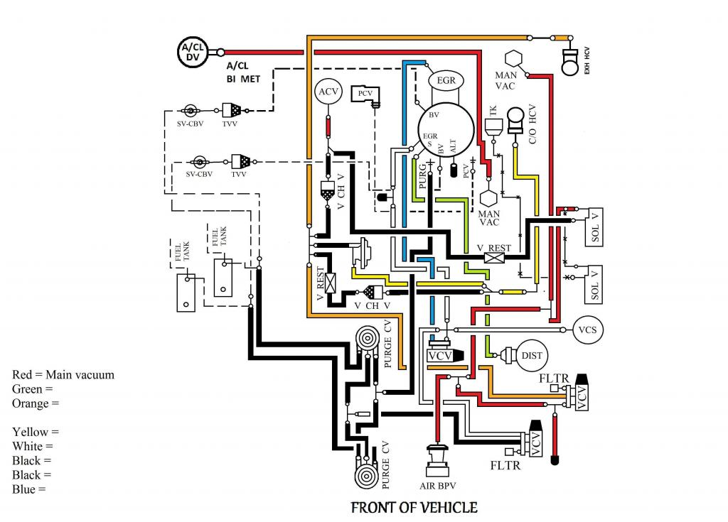 All Vacuum Diagrams Ford 1978 - Trusted Wiring Diagram •