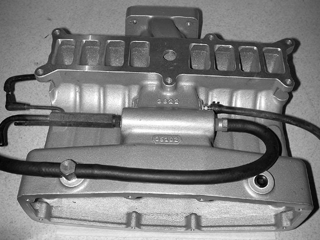 I Am Reinstallling The Upper Intake Manifold On A Mustang 50. 1989 Ford Mustang Gt Intake Install Hose Replacement. Ford. 2001 Ford Mustang Gt Vacuum Diagram At Scoala.co