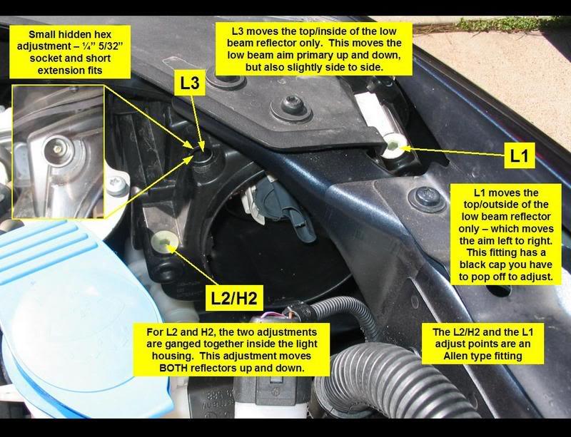 Volkswagen Jetta 2012 Sportwagen Low Beam Headlights Are