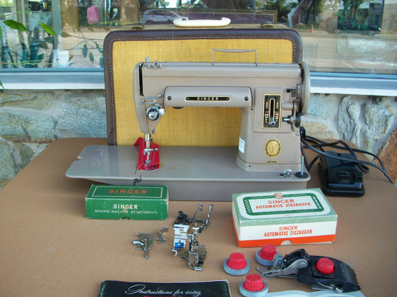 I Have A 40 Singer 40A Sewing Machine In Good Working Condition Adorable Singer 301a Sewing Machine