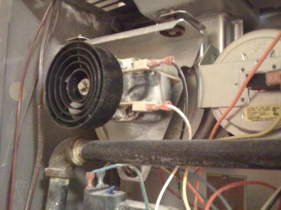 Furnace inducer motor troubleshooting for Carrier comfort 92 inducer motor