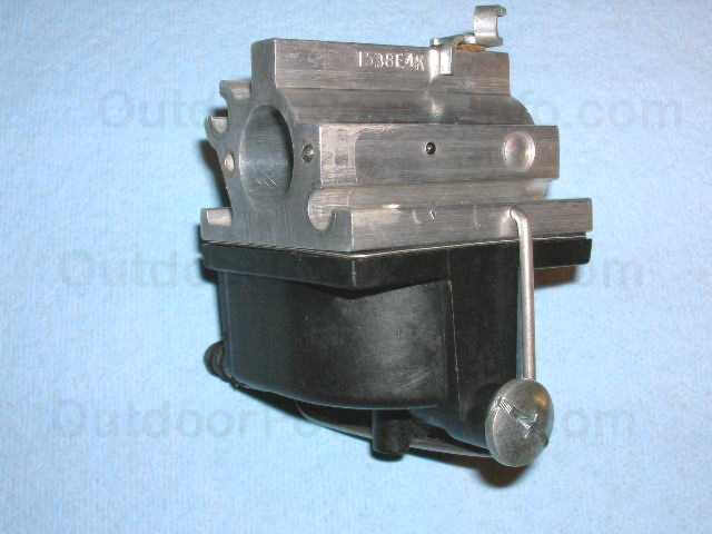 I have a Tecumseh carburetor stamped on the flange No 9006