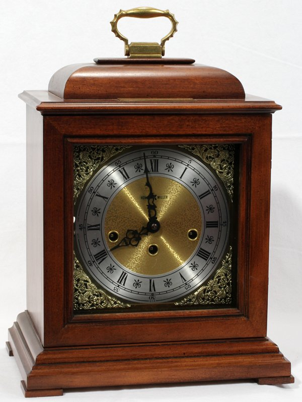 Beau I Got A Howard Miller Mantle Clock From My Fathers Estate.
