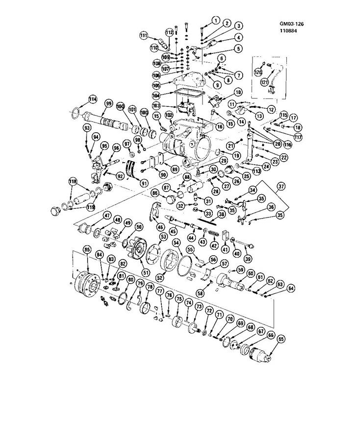 6 5 Injection Pump Diagram Wiring Diagram