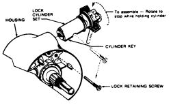 how do you replace an ignition switch on a 1988 blazer