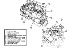 1977 351 cleveland engine diagram what is the vacuum schematic for 1977 ford pick up 302 351 v8 engine diagram